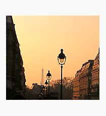 Once upon a Paris  Photographic Print