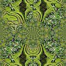 Paris garden I phone 4 by Margherita Bientinesi