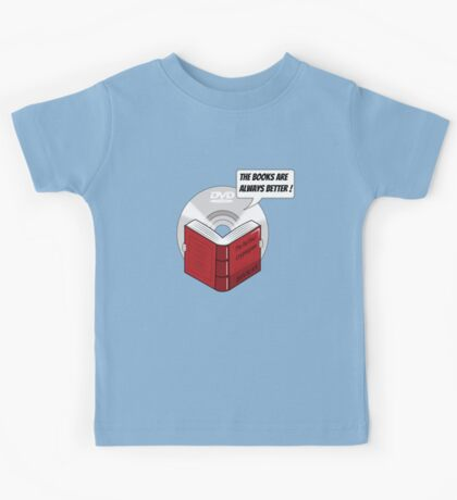 The Books are Always Better! Kids Clothes