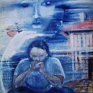 Blue time ... by kseniako