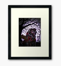 I am Dead Inside  Framed Print
