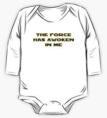 The Force Has Awoken In Me One Piece - Long Sleeve