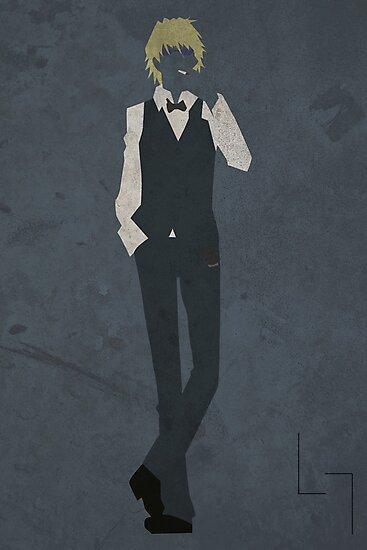 Shizuo Heiwajima by jehuty23