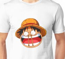 Luffy sticks! Unisex T-Shirt