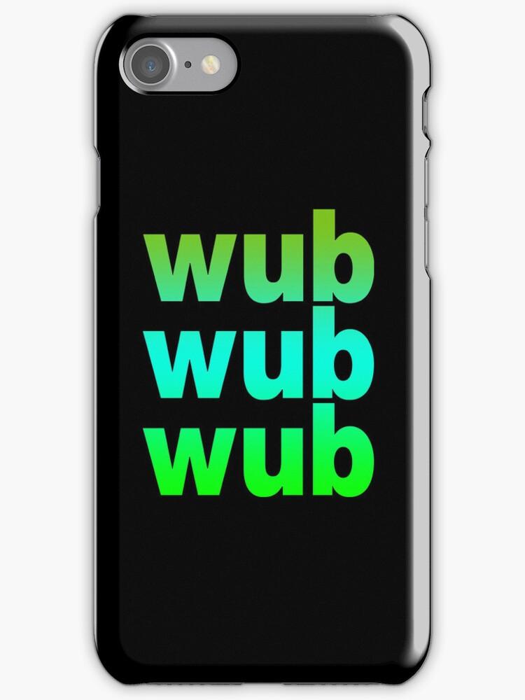 WUB WUB WUB by mioneste