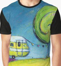 Summer Holiday Graphic T-Shirt
