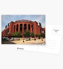 Busch Stadium - St. Louis Cardinals Postcards