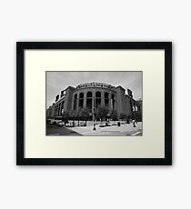 Busch Stadium - St. Louis Cardinals Framed Print