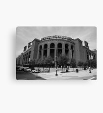 Busch Stadium - St. Louis Cardinals Canvas Print