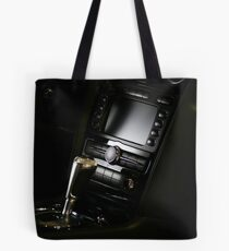 Bentley GT - Moonlight Console - Mansory GT63 Tote Bag