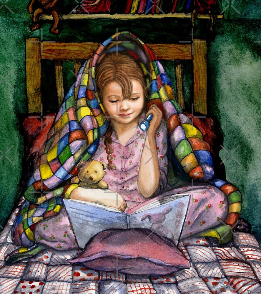 bookworm by vian