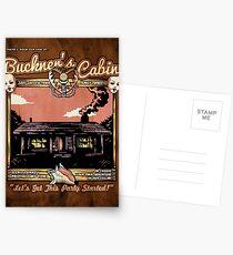 Buckner's Cabin Postcards