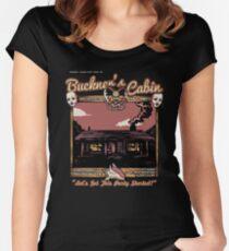 Buckner's Cabin Women's Fitted Scoop T-Shirt