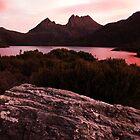 Beautiful Tasmania - Cradle Mountain towards sunset by georgieboy98