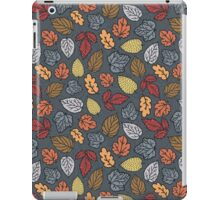 autumn pattern iPad Case/Skin