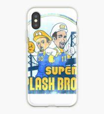 Super Splash Bros  iPhone Case