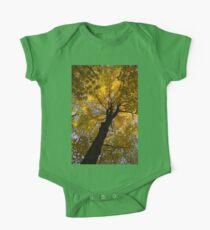 Under the Golden Autumn Canopy Kids Clothes