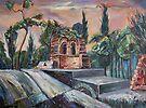 The Buen Retiro park by Stefano Popovski
