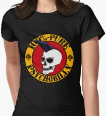 Pure Psychobilly Womens Fitted T-Shirt