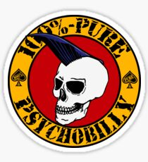 Pure Psychobilly Sticker