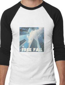 FREE FALL Men's Baseball ¾ T-Shirt