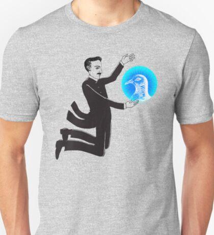 Tesla and the Pigeon T-Shirt