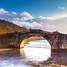 Old Bridge near Loch Fyne by George Cox