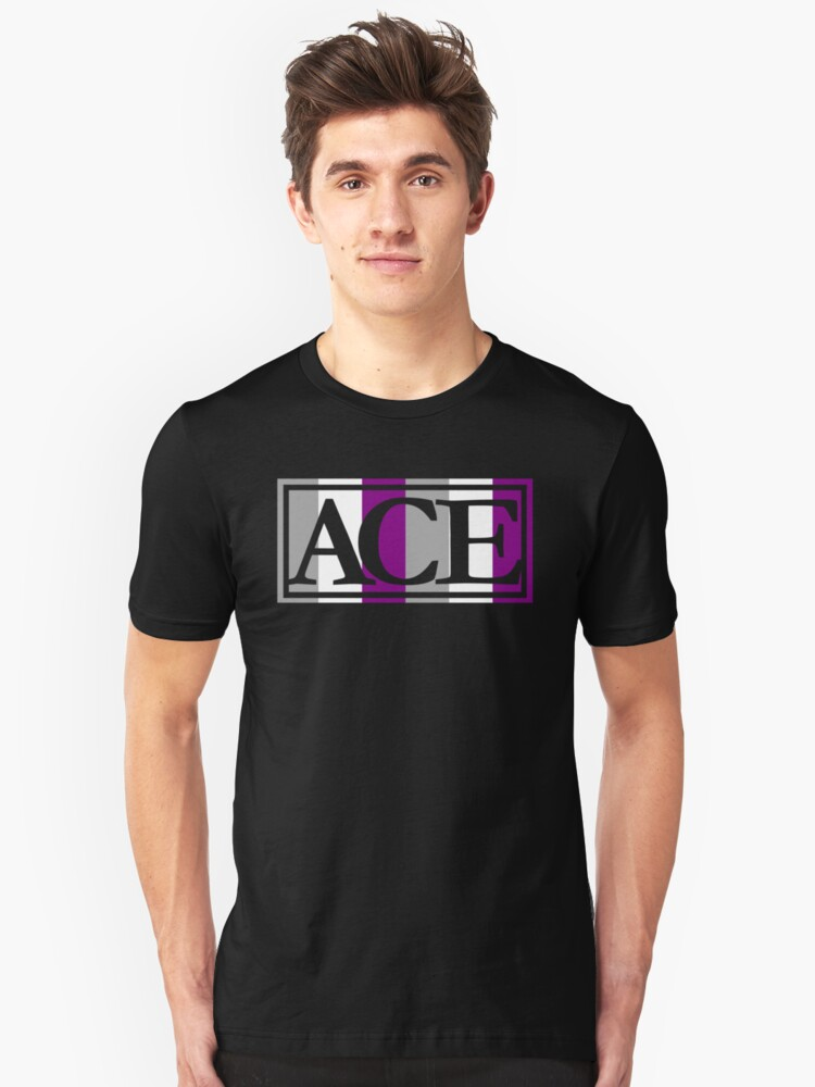 Ace Pride (Black) by dreamorlive