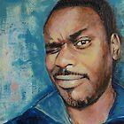 Self-Portrait - Artist In Focus Mode by edy4sure