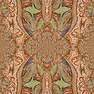 Celtic dragon I phone 4 by Margherita Bientinesi