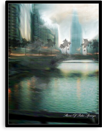 MY KIND OF TOWN CHICAGO IS...2 by SherriOfPalmSprings Sherri Nicholas-