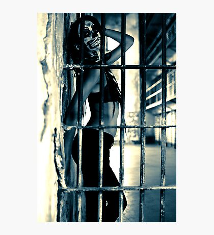 locked up Photographic Print