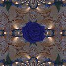 Blue beauty by Margherita Bientinesi