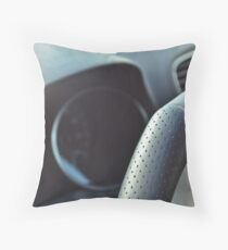 VW Golf R 2012 Throw Pillow