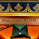 Welcome HOME! by ©The Creative  Minds