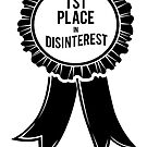 Disinterest Award by blacklilypie