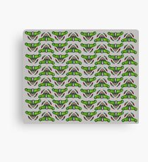 Virizon Pattern Canvas Print