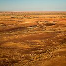 Lake Eyre 1 by Richard  Windeyer