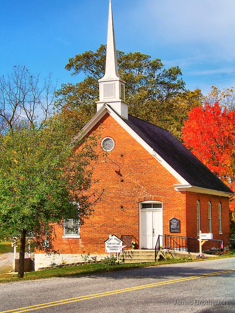 Light House Christian Fellowship Church by James Brotherton