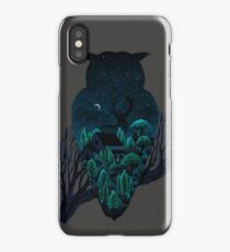 Owlscape iPhone Case/Skin