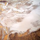Lake Eyre 8 by Richard  Windeyer