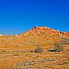 Painted Desert Hills 1 by Richard  Windeyer