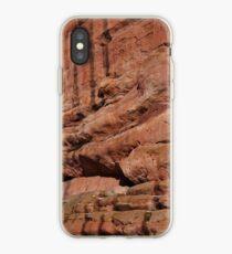 Erosion von roten Felsen iPhone-Hülle & Cover