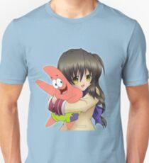 Can Fuko Has Starfish? Unisex T-Shirt