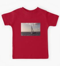 Sailing Towards the Sunlight Kids Clothes