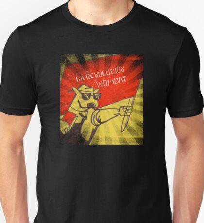 Wombat Revolution - Vintage T-Shirt