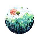 Roundscape by Fil Gouvea