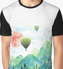 Roundscape Graphic T-Shirt