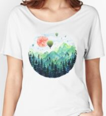 Roundscape Women's Relaxed Fit T-Shirt
