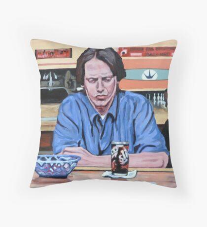 Donny Kerabatos  Throw Pillow
